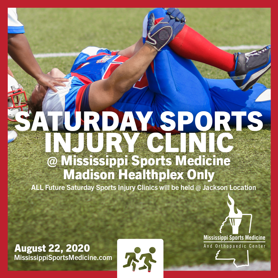 Madison Saturday Injury Clinic