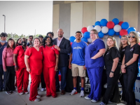 MS Sports Medicine Employees Make A Wish Come True